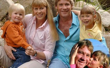 """""""He was my hero!"""" The Irwin's share emotional tributes to Steve on his birthday"""