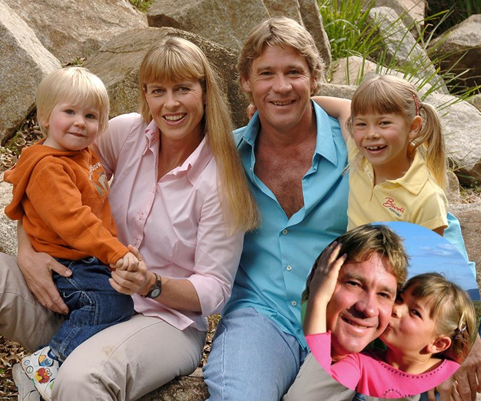 """He was my hero!"" The Irwin's share emotional tributes to Steve on his birthday"