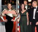 Royally awkward! Allison Janney recalls run-in with Prince William and Duchess Kate at the BAFTAs