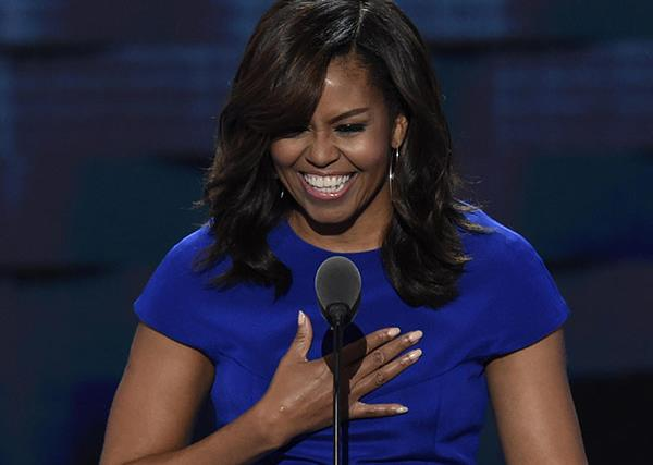 """Michelle Obama confirms details of her """"deeply personal"""" memoir and we can't wait to read it"""