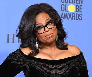 Now THAT'S awkward! Oprah Winfrey's confession about Leonardo DiCaprio