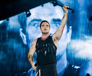 Robbie Williams reveals ongoing mental health battle