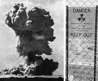 Nuclear weapon testing killed and blinded Aussies in our own backyard