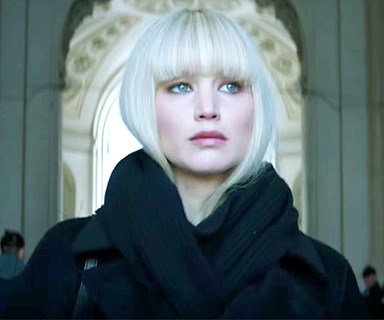 Jennifer Lawrence talks Red Sparrow and her first nude scenes