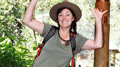 Lisa Oldfield announces plans to divorce live on TV after being eliminated from I'm a Celebrity