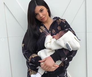 Kylie Jenner post-baby body