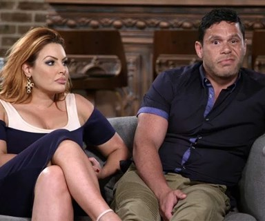 """VIDEO EXCLUSIVE: The real reason behind Married At First Sight's Sarah Roza and Telv Williams' """"rumoured"""" split"""