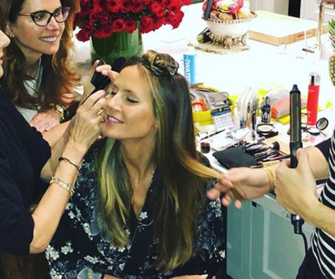 How the stars are getting ready for the 2018 Oscars