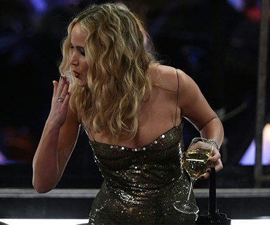 Golden moments from inside the 2018 Oscars ceremony