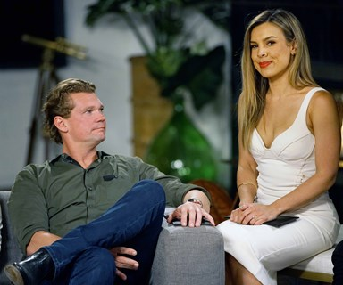 "MAFS' Justin Fischer admits: ""Carly's not my type"""