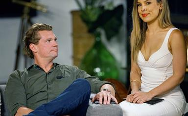"""MAFS' Justin Fischer admits: """"Carly's not my type"""""""