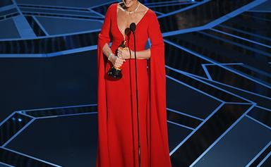 """""""I didn't see this coming!"""" Allison Janney wins Best Supporting Actress at the 2018 Oscars"""