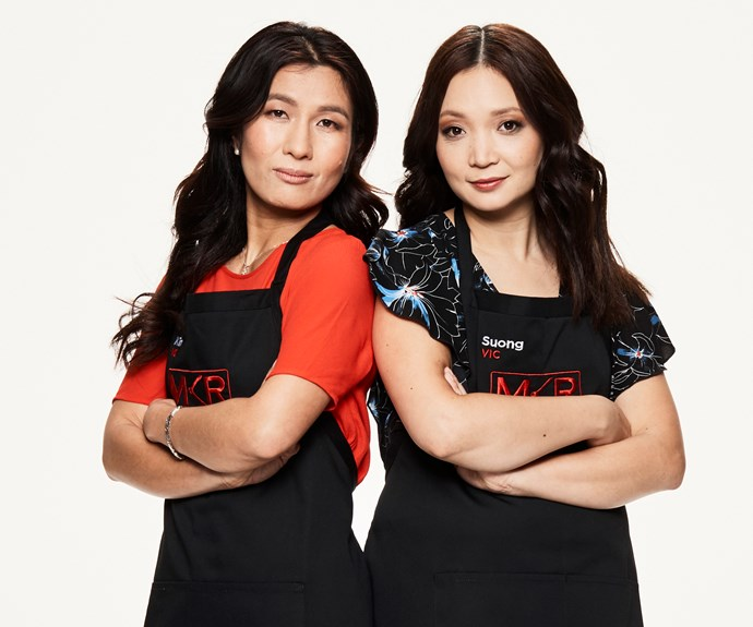 Kim and Suong