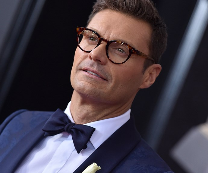Ryan Seacrest SNUBBED on the Oscars' red carpet