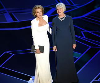 Jane Fonda and Helen Mirren are the Best Everything at the Oscars