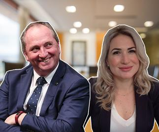 "OPINION: Vikki Campion, it's time to wave ""Barna-bye"" to Joyce"