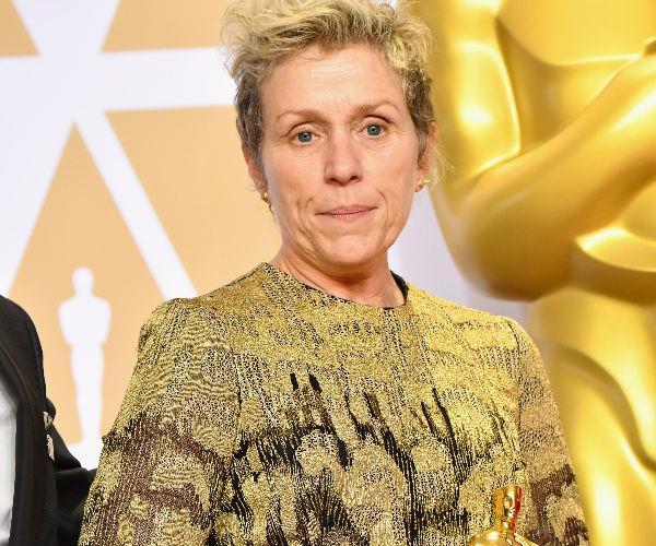 Frances McDormand academy awards