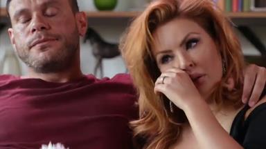 What is happening? MAFS fans think Sarah Roza is hiding something after her fight with Telv Williams