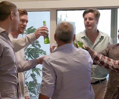 "MAFS boys' night slammed as ""disgraceful"" and ""disrespectful to women"""