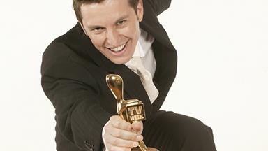 Three-time Gold Logie winner Rove McManus reflects on his illustrious career