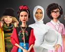 Barbie's had a makeover for International Women's Day and we're all for it