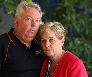 Daniel Morcombe's mother is raising money to keep kids safe by trekking through South Australia