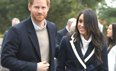Our hearts! Meghan Markle and Prince Harry inspire a young girl ahead of their royal wedding