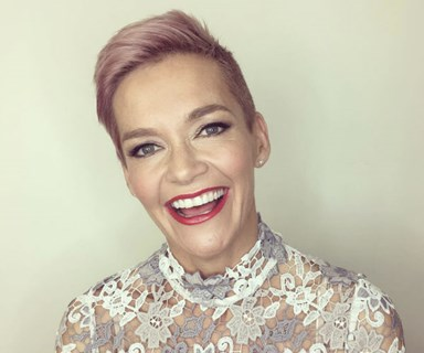 "Jessica Rowe toasts to ""new beginnings"" after quitting Studio 10 on live TV"