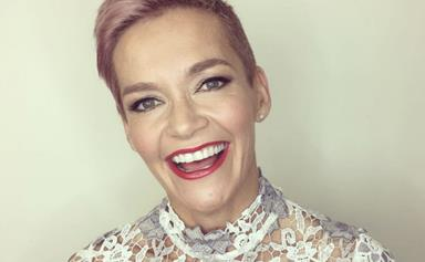 """Jessica Rowe toasts to """"new beginnings"""" after quitting Studio 10 on live TV"""