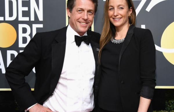 Hugh Grant, Anna Eberstein