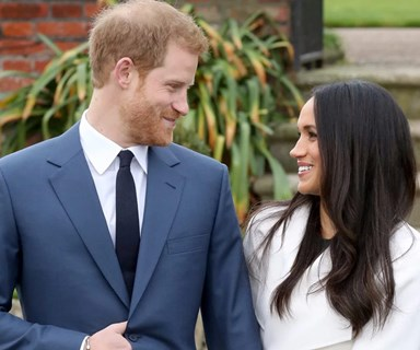 Meghan Markle has said yes to the dress... And Prince William might be walking her down the aisle