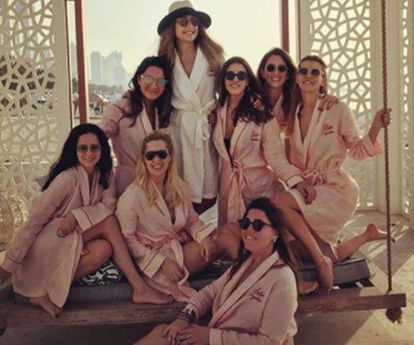 Entire hen party killed in plane crash, including Turkish millionaire heiress