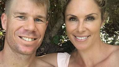 """Happy birthday to the lady of my life"" - David Warner's gorgeous post to wife Candice"