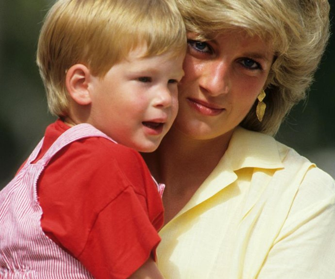 Beloved icon Princess Diana has been crowned the 'ideal mother'