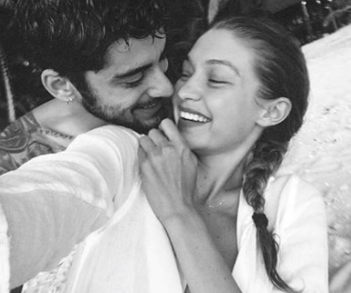 Zayn and Gigi call time on their two-year relationship