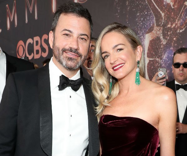 Jimmy Kimmel, Molly McNearney