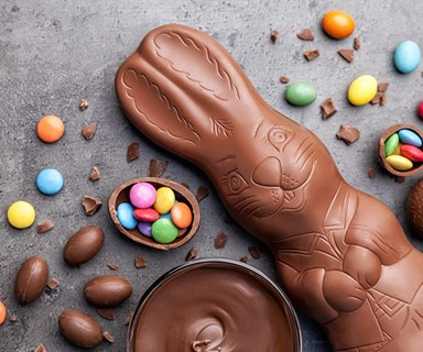 Easter Eggs so good you won't believe they're vegan!