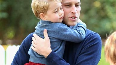Watch out world! Prince William reveals Prince George might have already chosen his dream job