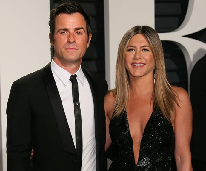 Jennifer Aniston and Justin Theroux's divorce