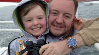 """Father shares his """"deepest regret"""" in emotional letter after son allegedly killed by mum"""