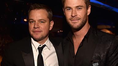 Matt Damon has purchased a house in Byron Bay next door to Chris Hemsworth