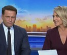 Facing the music! Karl Stefanovic & Georgie Gardner's awkward reunion after Uber scandal