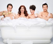 Exciting news! Will & Grace has already been renewed for a third season