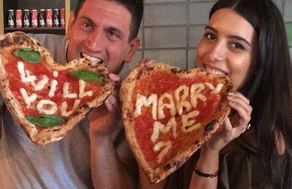 pizza proposal