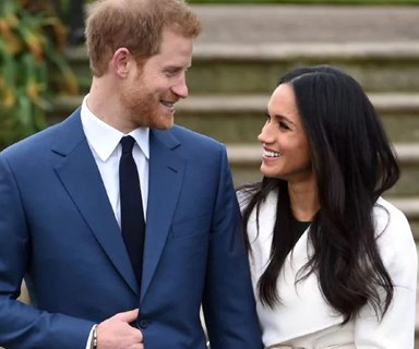 That's so Cali! Prince Harry and Meghan Markle pick an organic wedding cake