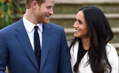 That's so Cali! Prince Harry and Meghan Markle pick an organic wedding cake