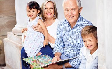EXCLUSIVE: An intimate interview with Malcolm and Lucy Turnbull