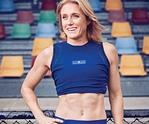 """I feel like a deer in headlights!"" Sally Pearson reveals her greatest hurdle"