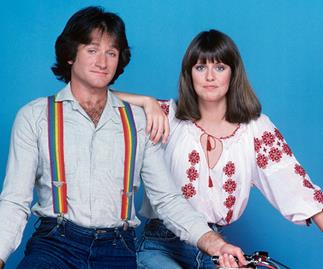 Robin Williams groped and flashed Mork and Mindy co-star
