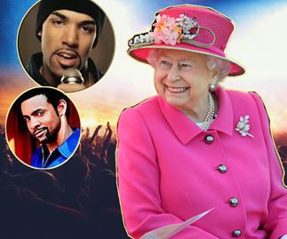 The Queen enlists nineties sensations Shaggy and Craig David to help celebrate her 92nd birthday
